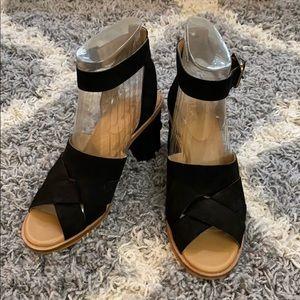 UGG black sandal - W Sandra - 7